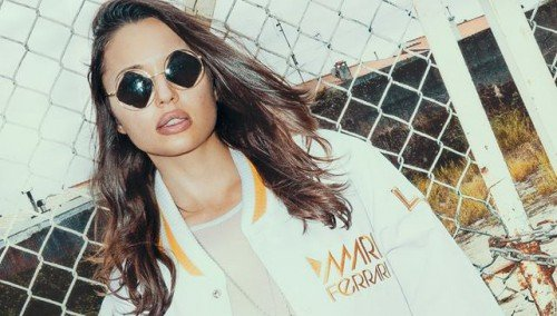 Image publishing: The latest release 'U ARE THE ONE' by DJ Mari Ferrari!