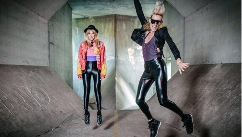 Image publishing: 'CHAMPAGNE' by NERVO ft. Chief Keef is OUT NOW!