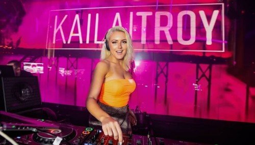 Image publishing: DJ Kaila Troy's Mix is OUT!