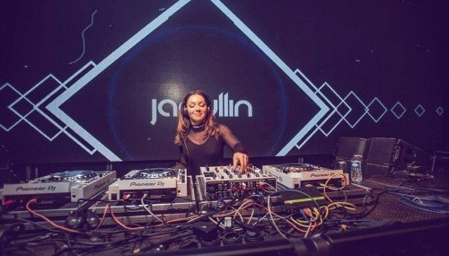 Image publishing: Check out fresh Techno Mix by DJ Jaqullin on DjaneTop!