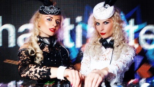 Image publishing: Techno Mix fromSpicy Blondz DJs is already uploaded on Djane Top!