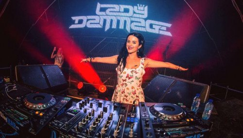 Image publishing: Check out fresh bootleg from DJ  Lady Dammage on DjaneTop.com!