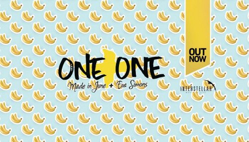 "Image publishing: ""ONE+ONE"" by Eva Simons and Made In June is OUT NOW!"