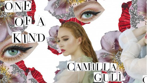 "Image publishing: CAMILLA GUL​Ì ​NEW SINGLE IS ""​ONE OF A KIND​"""