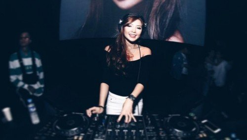 "Image publishing: The latest release ""Stellar Night"" by DJ Jennifer Lee on DjaneTop!"