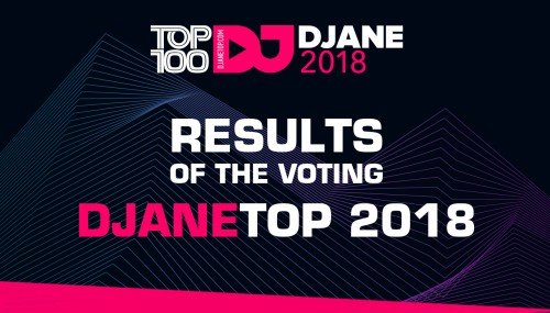 DJANETOP 2018 Results of the voting