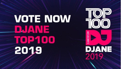 Image publishing: VOTING FOR THE TOP 100 WORLD BEST FEMALE DJS 2019 ON OUR WEBSITE STARTS TODAY!